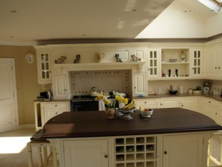 Solid Wood Kitchens Galway